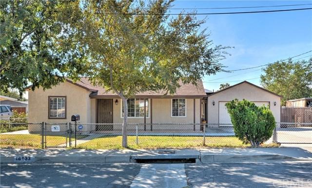 16733 Hawthorne Avenue, Fontana, CA 92335 (#CV17240470) :: Allison James Estates and Homes