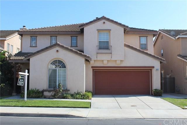 5677 Knollside Way, Chino Hills, CA 91709 (#RS17241171) :: Cal American Realty