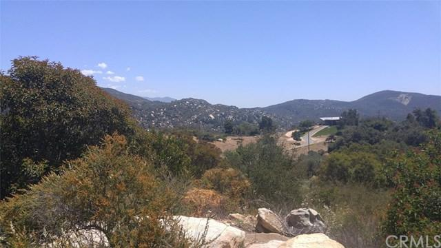 0 Pala Temecula Rd, Valley Center, CA 92082 (#SW17241368) :: Allison James Estates and Homes
