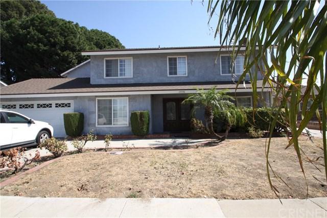 13550 Phillippi Avenue, Sylmar, CA 91342 (#SR17241414) :: The Brad Korb Real Estate Group