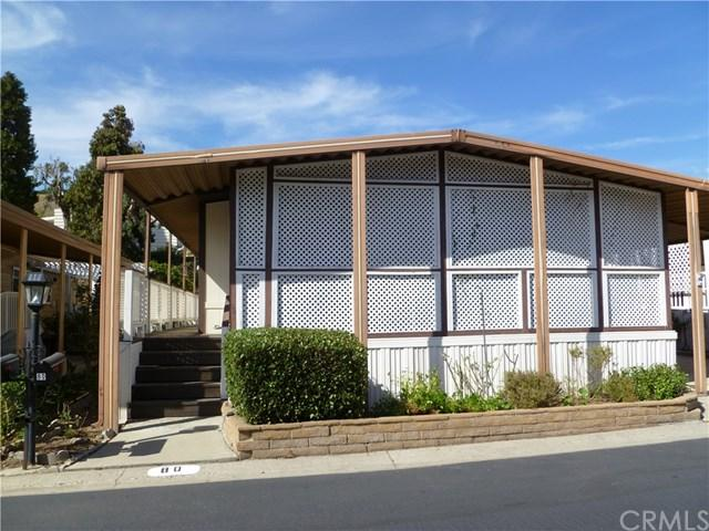 27703 Ortega #80, San Juan Capistrano, CA 92675 (#OC17241430) :: Berkshire Hathaway Home Services California Properties