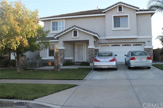 11867 Asti Drive, Rancho Cucamonga, CA 91701 (#SW17241696) :: Angelique Koster
