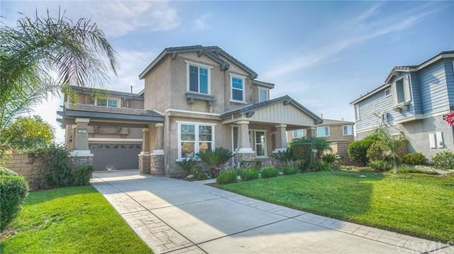 13811 Hummingbird Way, Rancho Cucamonga, CA 91739 (#CV17241847) :: Cal American Realty