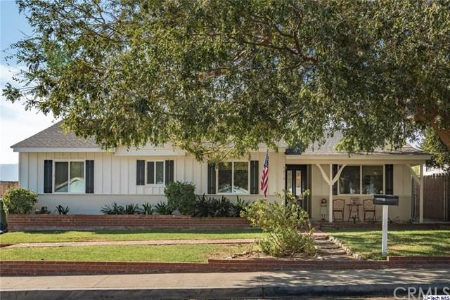7212 Chetwood Drive, Tujunga, CA 91042 (#317007000) :: The Brad Korb Real Estate Group