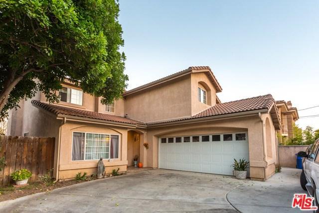 8524 Lindley Avenue, Northridge, CA 91325 (#17275610) :: The Brad Korb Real Estate Group