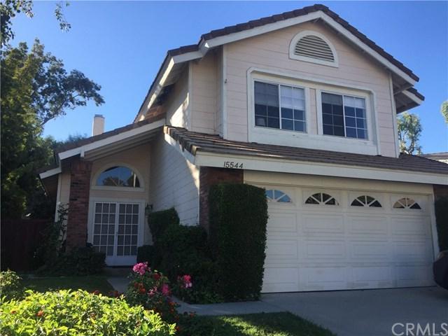 15544 Oakdale Road, Chino Hills, CA 91709 (#OC17241782) :: Cal American Realty