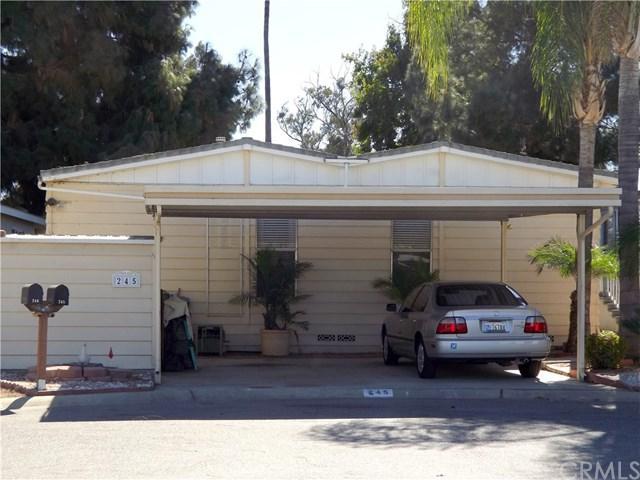 15111 Pipeline Avenue #245, Chino Hills, CA 91709 (#TR17242349) :: Cal American Realty