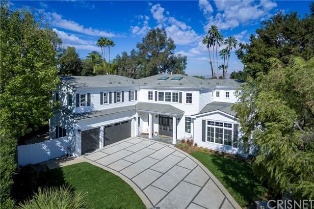 17437 Palora Street, Encino, CA 91316 (#SR17221045) :: The Brad Korb Real Estate Group