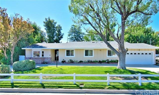 23056 Friar Street, Woodland Hills, CA 91367 (#SR17242444) :: The Brad Korb Real Estate Group