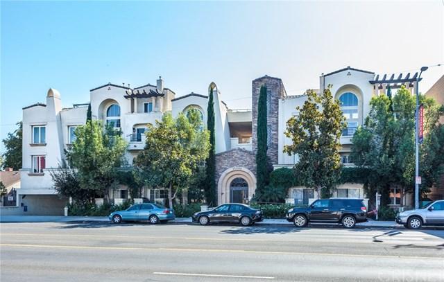 15206 Burbank Boulevard #115, Sherman Oaks, CA 91411 (#SR17242538) :: The Brad Korb Real Estate Group