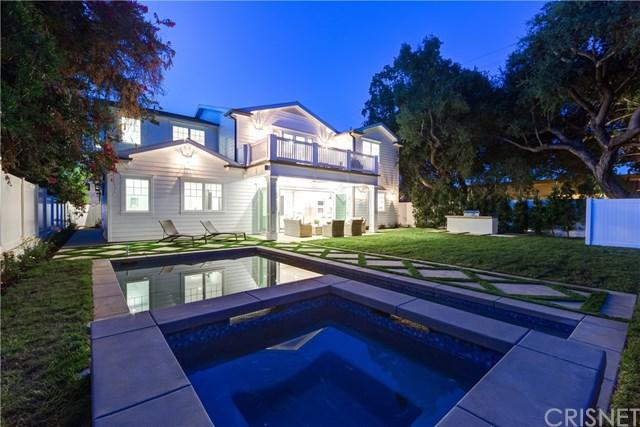17030 Otsego Street, Encino, CA 91316 (#SR17241933) :: The Brad Korb Real Estate Group