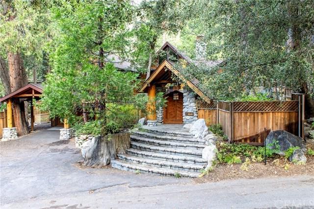 24640 Upper Rim Rock Road, Idyllwild, CA 92549 (#SW17223184) :: Z Team OC Real Estate
