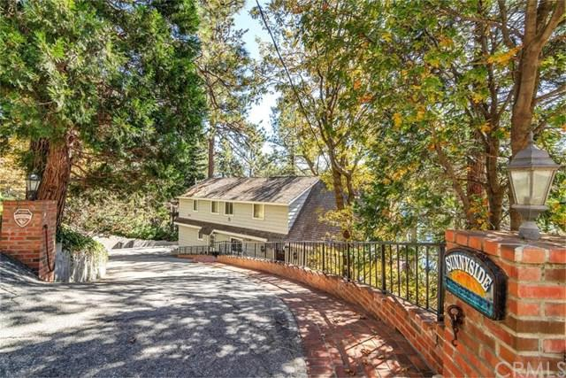 28103 N North Shore Road, Lake Arrowhead, CA 92352 (#EV17245167) :: Angelique Koster