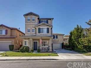 26239 Douglass Union Lane, Murrieta, CA 92563 (#SW17245287) :: Allison James Estates and Homes
