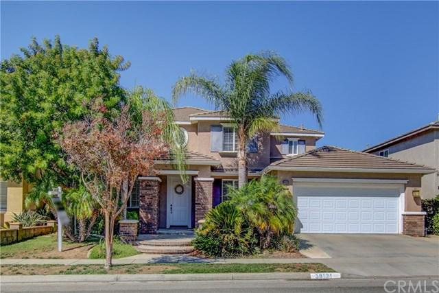 38121 Placer Creek Street, Murrieta, CA 92562 (#SW17244604) :: Allison James Estates and Homes