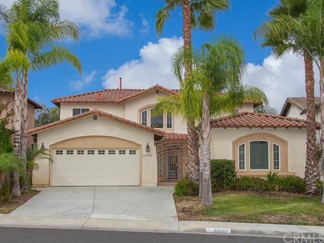 31530 Champions Circle, Temecula, CA 92591 (#SW17247799) :: Allison James Estates and Homes