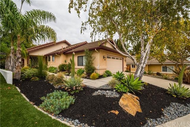 410 Spanish Moss Lane, Arroyo Grande, CA 93420 (#PI17248860) :: Pismo Beach Homes Team