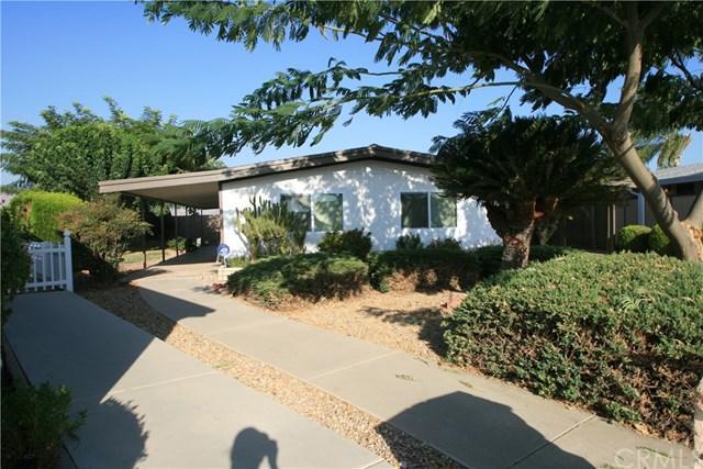 1250 N Kirby Street #35, Hemet, CA 92545 (#PF17247787) :: California Realty Experts