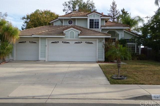 40722 Symeron Way, Murrieta, CA 92562 (#SW17254270) :: Allison James Estates and Homes