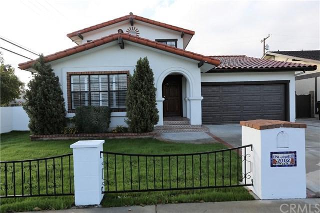 2002 Dawn Street, Lomita, CA 90717 (#SB17255900) :: Lamb Network