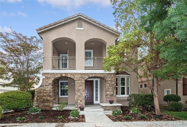 4 Paverstone Lane, Ladera Ranch, CA 92694 (#OC17255967) :: Doherty Real Estate Group