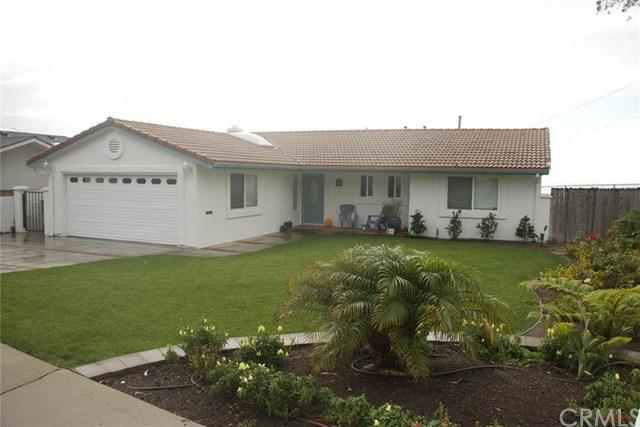182 Seacliff Dr, Pismo Beach, CA 93449 (#PI17256728) :: Pismo Beach Homes Team