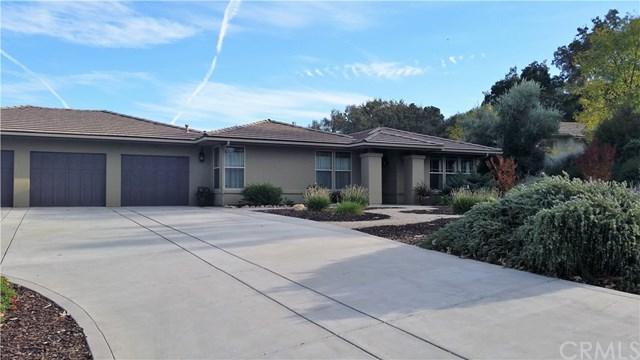 9885 Bluegill Drive, Paso Robles, CA 93446 (#NS17258859) :: Nest Central Coast