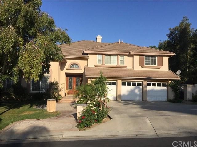 14022 Song Of The Winds, Chino Hills, CA 91709 (#CV17259094) :: Mainstreet Realtors®