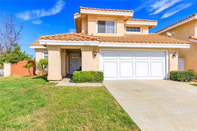 28544 Moon Shadow Drive, Menifee, CA 92584 (#SW17256731) :: Dan Marconi's Real Estate Group
