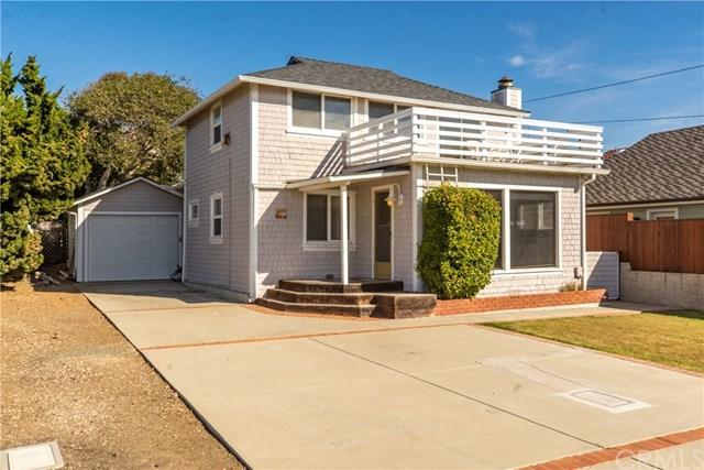 449 Pacific Avenue, Cayucos, CA 93430 (#SC17258034) :: Nest Central Coast