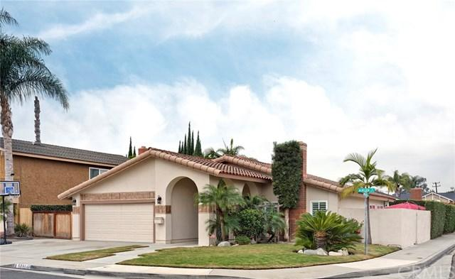5291 Auburn Circle, Westminster, CA 92683 (#OC17259099) :: Teles Properties | A Douglas Elliman Real Estate Company
