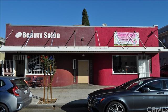 219-- 221 E 10th Street, Long Beach, CA 90813 (#SB17259047) :: Kato Group