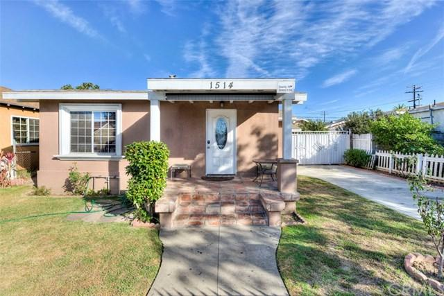 1514 Walnut Avenue, Long Beach, CA 90813 (#OC17259893) :: Kato Group