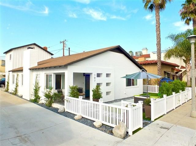 107 Venetia Drive, Long Beach, CA 90803 (#PW17259952) :: Kato Group