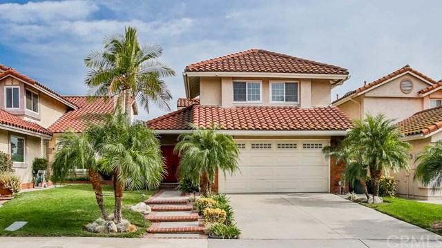 17637 Dandelion Lane, Chino Hills, CA 91709 (#CV17259575) :: Mainstreet Realtors®