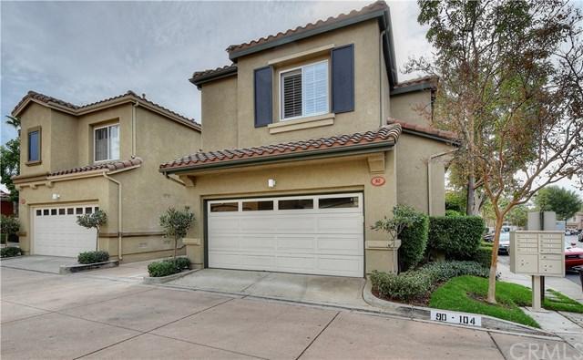 90 Calle De Los Ninos, Rancho Santa Margarita, CA 92688 (#OC17259967) :: Doherty Real Estate Group