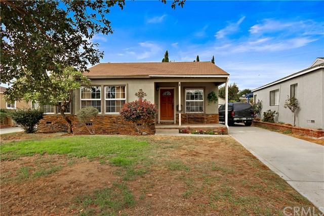 15043 Carnell Street, Whittier, CA 90603 (#PW17257727) :: Kato Group