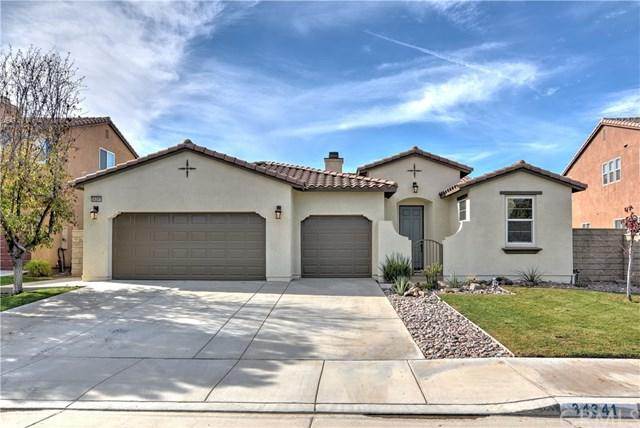 34341 Northhaven Drive, Winchester, CA 92596 (#SW17252132) :: Kim Meeker Realty Group