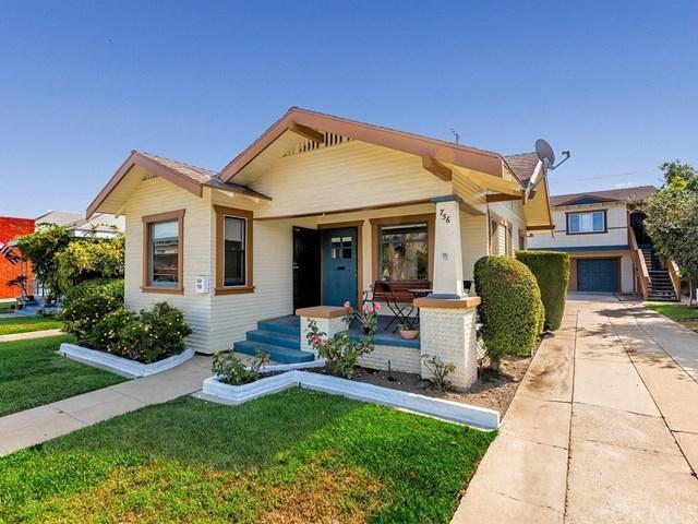 756 Coronado Avenue, Long Beach, CA 90804 (#SW17258581) :: Dan Marconi's Real Estate Group