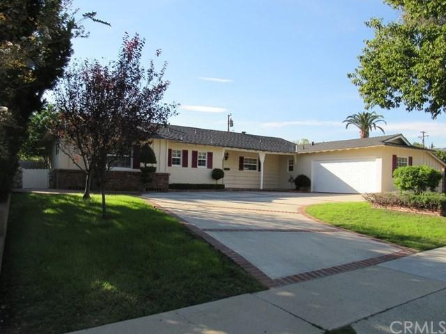 1585 Finecroft Drive, Claremont, CA 91711 (#CV17259857) :: CG Realtors