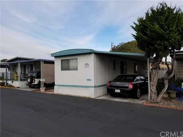 1370 W. Grand #141, Grover Beach, CA 93433 (#PI17260458) :: Pismo Beach Homes Team