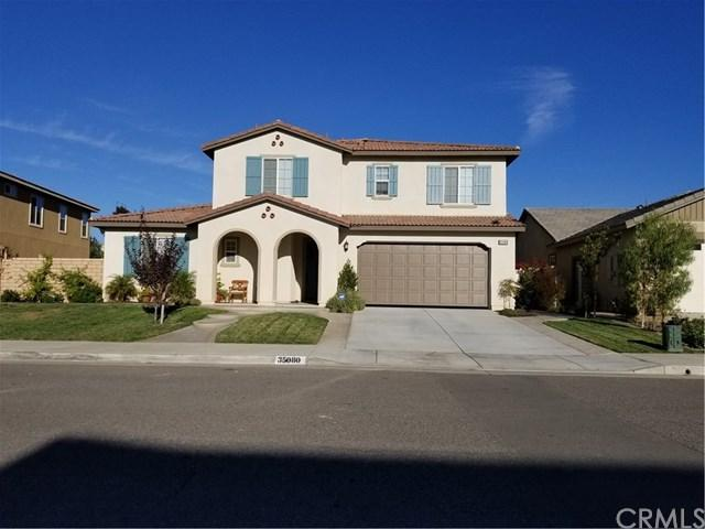 35080 Painted Rock Street, Winchester, CA 92596 (#SW17260592) :: Realty Vault