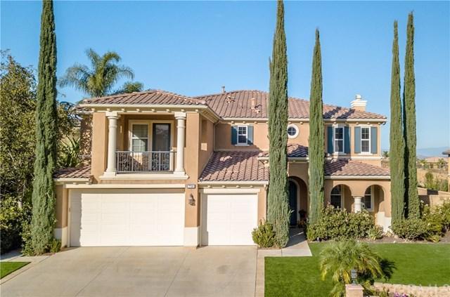 7758 Sanctuary Drive, Corona, CA 92883 (#PW17259925) :: Mainstreet Realtors®