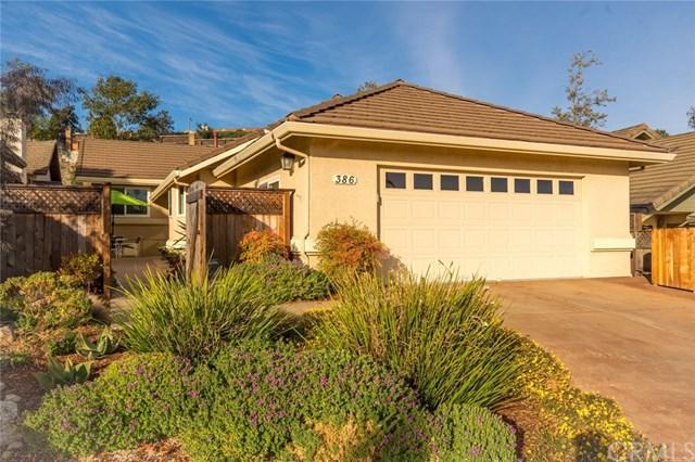 386 Spanish Moss Lane, Arroyo Grande, CA 93420 (#PI17256236) :: Pismo Beach Homes Team