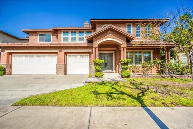 12234 Keenland Drive, Rancho Cucamonga, CA 91739 (#CV17258858) :: Mainstreet Realtors®