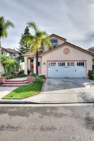 14 Meridian, Rancho Santa Margarita, CA 92679 (#OC17259496) :: Doherty Real Estate Group