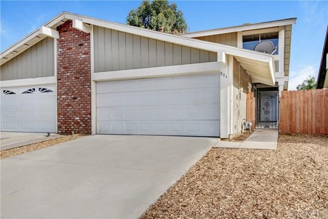 804 Robin Drive, Lake Elsinore, CA 92530 (#SW17258675) :: Kim Meeker Realty Group
