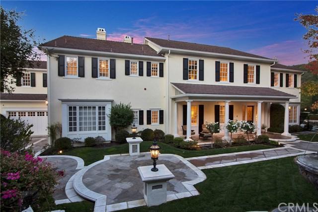 19 Devonwood Drive, Coto De Caza, CA 92679 (#OC17260966) :: Doherty Real Estate Group