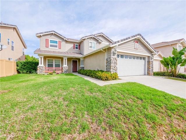 849 Bridgewood Street, Corona, CA 92881 (#OC17261460) :: Impact Real Estate