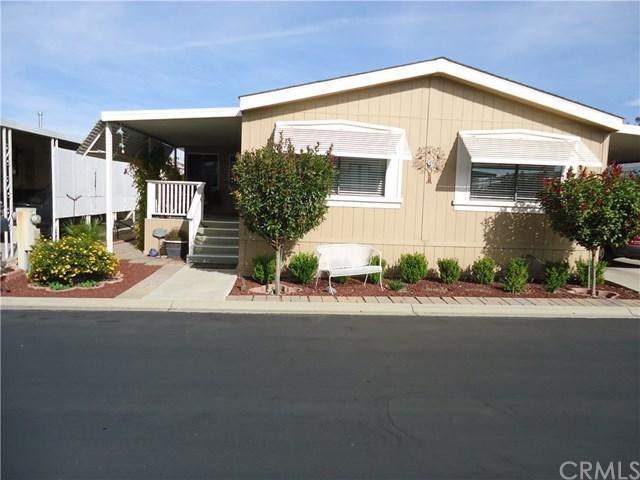 5001 W Florida Avenue #708, Hemet, CA 92545 (#SW17261781) :: Impact Real Estate